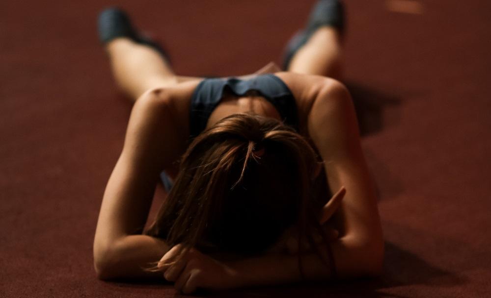 frustrace na tréninku
