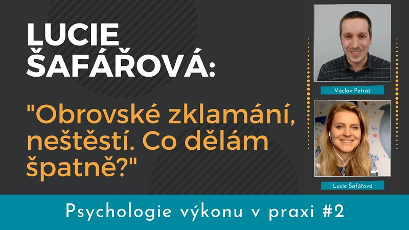 Lucie Šafářová - rozhovor