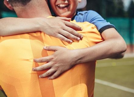 Kurz pro rodiče sportovců