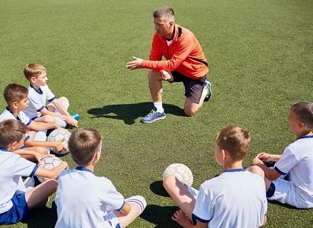 Kurz pro trenéry mládeže
