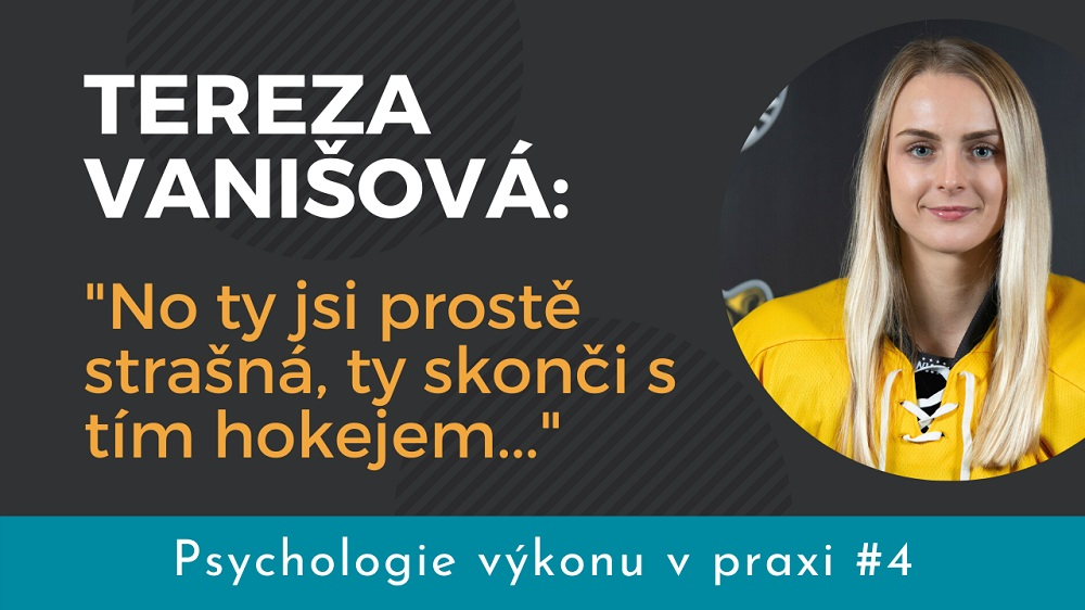Tereza Vanišová - rozhovor